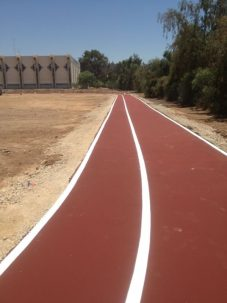 מסלול ריצה חדש במסגרת אקסטרים מייקאובר