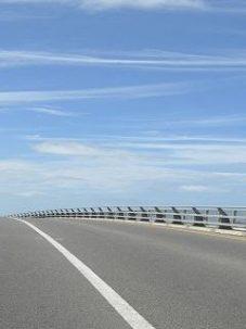 כביש סלול באספלט חדש